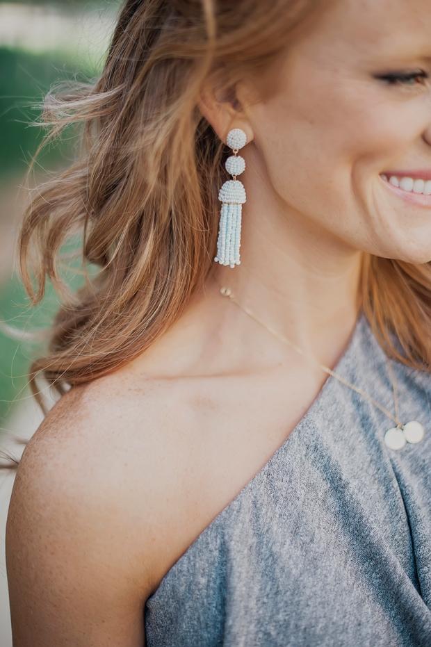 baublebar granita blue earrings